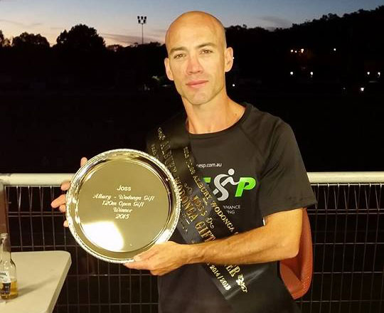 Albury Wodonga Gift 2015 | Craig Mair makes it a winning trip to Albury